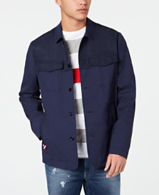 Tommy Hilfiger Men's Standard Issue Coat, Created for Macy's