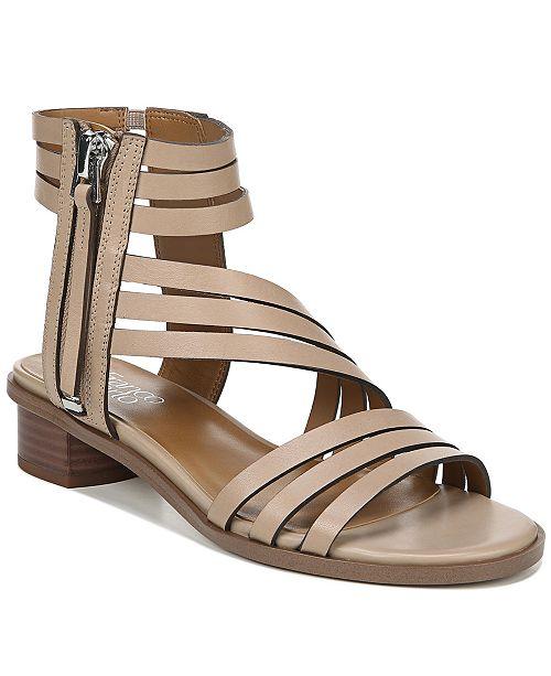 fafe69b3a391 Franco Sarto Elma Sandals   Reviews - Sandals   Flip Flops - Shoes ...