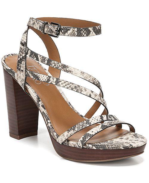 90455901522e Franco Sarto Maryann Platform Dress Sandals   Reviews - Sandals ...