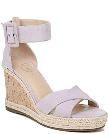Franco Sarto Qunitana Wedge Sandals