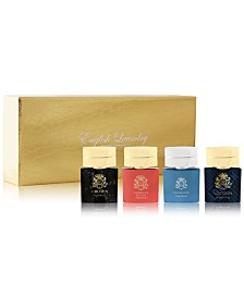 English Laundry Men's 4-Pc. Gold Gift Set