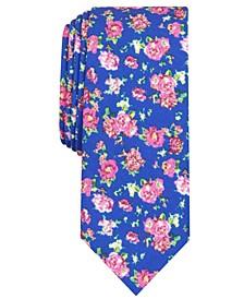 Men's Hamil Floral Skinny Tie