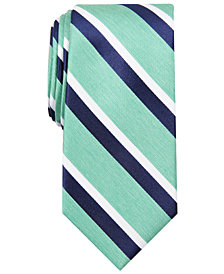 Nautica Men's Nora Stripe Slim Tie