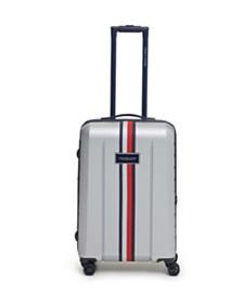 "Tommy Hilfiger Riverdale 22"" Hardside Upright Luggage"