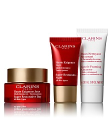 Clarins 3-Pc. Super Restorative Starter Set