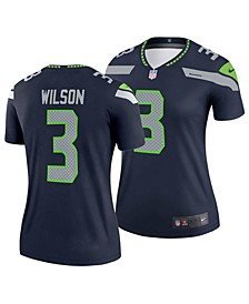 Women's Russell Wilson Seattle Seahawks Legend Jersey