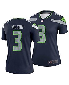 Nike Women's Russell Wilson Seattle Seahawks Legend Jersey