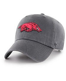'47 Brand Arkansas Razorbacks CLEAN UP Cap