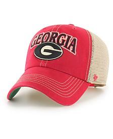 '47 Brand Georgia Bulldogs Tuscaloosa Mesh CLEAN UP Cap