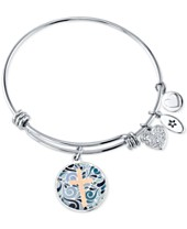 089c1507cf75c Cross Bracelet - Macy's