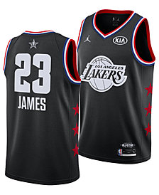 Nike Men's LeBron James Los Angeles Lakers All-Star Swingman Jersey