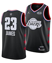 34cec4768b7 Nike Men s LeBron James Los Angeles Lakers All-Star Swingman Jersey