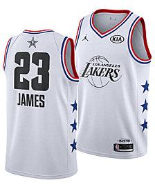 Nike Men's LeBron James Los Angeles Lakers All-Star Swingman Jersey