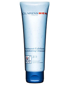 Clarins Men Exfoliating Cleanser, 4.2 oz