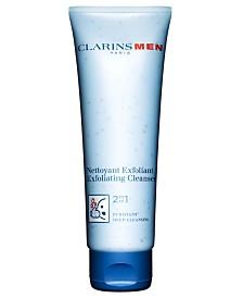 Clarins Men Exfoliating Cleanser, 4.2 oz