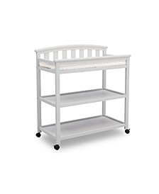 Arched Changing Table with Wheels