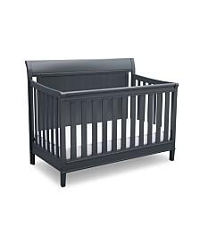 Children New Haven 4-In-1 Convertible Crib, Quick Ship