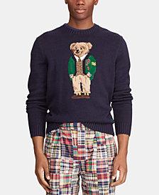 Polo Ralph Lauren Men's Polo Bear Sweater