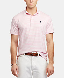 Polo Ralph Lauren Men's Soft Touch Classic Fit Polo