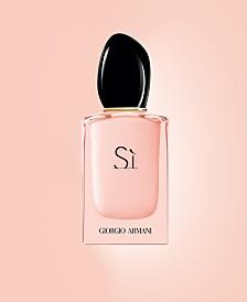 Giorgio Armani Sì Fiori Eau de Parfum Fragrance Collection