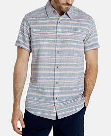 Weatherproof Vintage Men's Striped Shirt