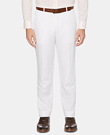 Perry Ellis Men's Portfolio Modern-Fit Solid Dress Pants