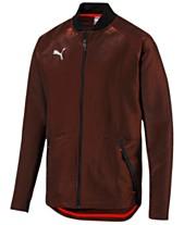 ed54dcdde Puma Men's Iridescent Bomber Jacket