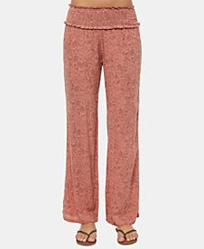 O'Neill Juniors' Johnny Smocked Soft Pants