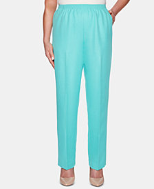 Alfred Dunner Classic  Pull-On Pants