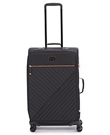 "Calvin Klein Capri 25"" Softside Upright Luggage"