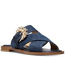 MICHAEL Michael Kors Frieda Slide Flat Sandals