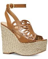 dde9879ac02 MICHAEL Michael Kors Felicity Wedge Sandals