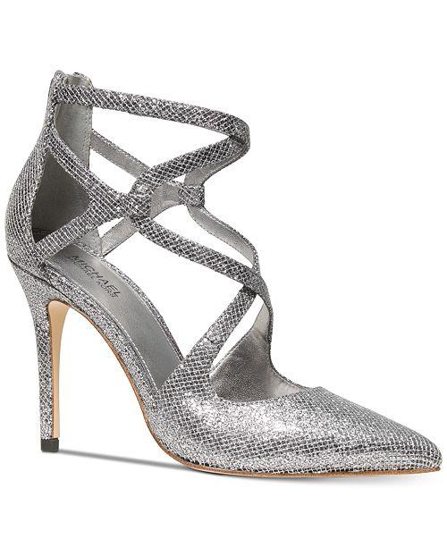 9ceeb0052513 Michael Kors Catia Pumps   Reviews - Pumps - Shoes - Macy s