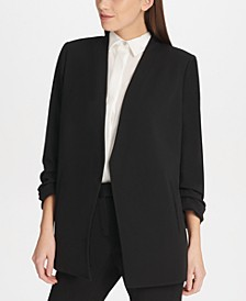 Foundation Open-Front Jacket