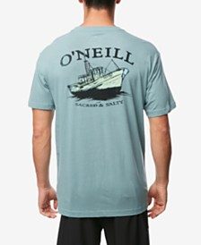 O'Neill Men's Old Soul Graphic T-Shirt