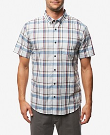 Men's Sterline Standard-Fit Yarn-Dyed Plaid Shirt