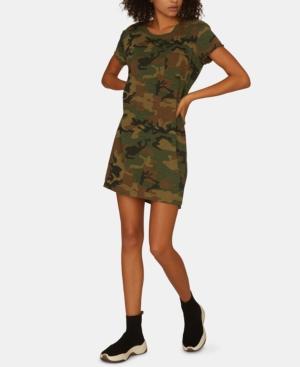Sanctuary Dresses ONE-POCKET T-SHIRT DRESS