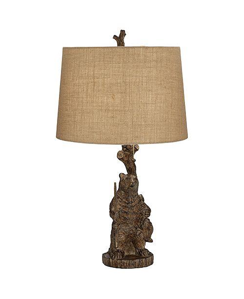 Pacific Coast Bear Table Lamp