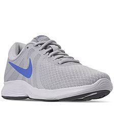 Nike Women's Revolution 4 Running Sneakers from Finish Line