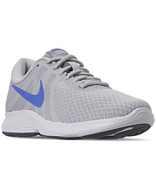 Nike Women's Revolution 4 Running Sneakers from Finish Line