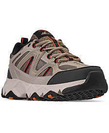 Skechers Men's Relaxed Fit: Crossbar Outdoor Walking Sneakers from Finish Line