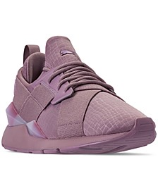 Women's Muse Iridescent Casual Sneakers from Finish Line