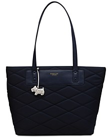 Charleston Zip-Top Tote