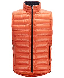 BOSS Men's Water-Repellent Vest