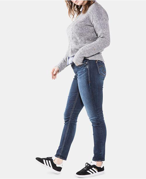 Silver Co Suki Plus Critiques Taille skinnyTailles Jeans Super Indigo MpGUzqSVL