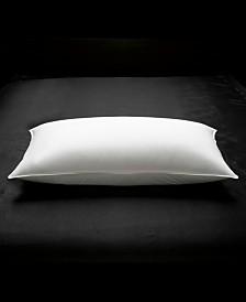 Soft Luxurious White Down 100% Certified RDS Stomach Sleeper Pillow - Standard