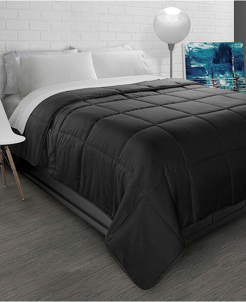 Ella Jayne All-Season Soft Brushed Microfiber Down-Alternative Comforter - King