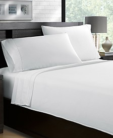 100% Cotton Sateen 500 Thread Count 4-Piece Sheet Set - California King