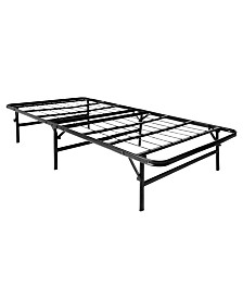 Structures High Rise HD Folding Platform Bed Frame, Twin XL
