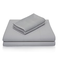 Woven Rayon from Bamboo California King Sheet Set